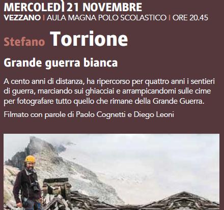 Stefano TORRIONE - Grande Guerra Bianca
