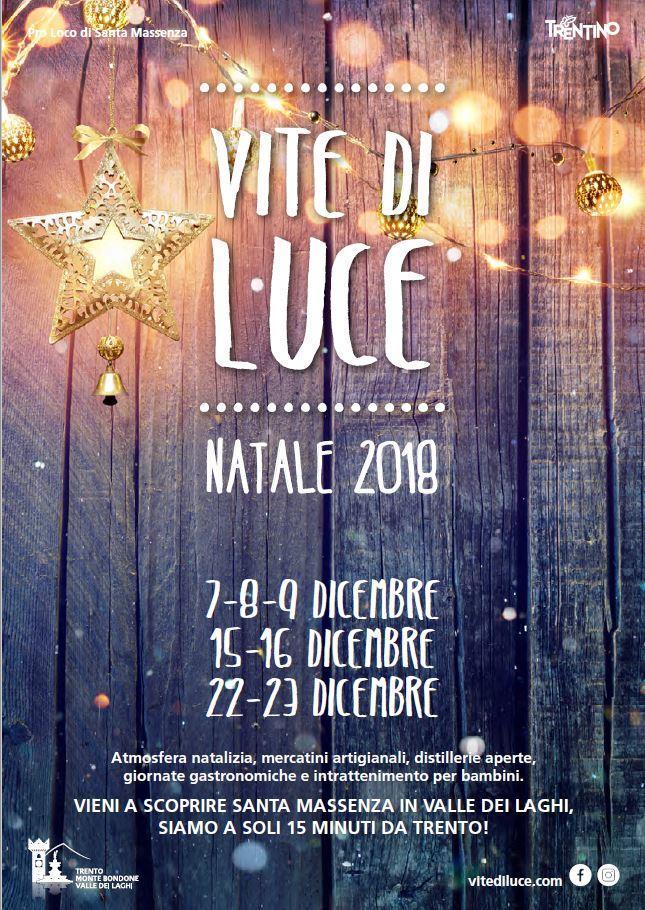 Vite Di Luce – Mercato Tipico  2018
